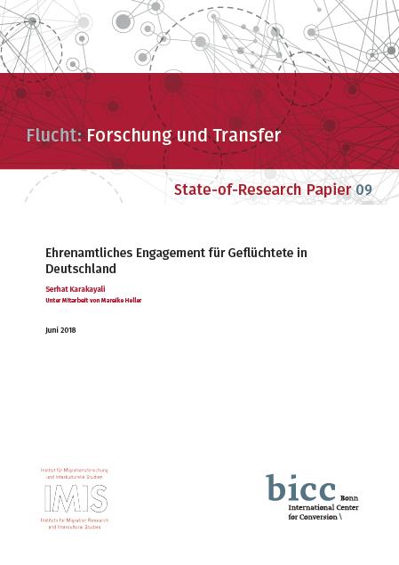 Ehrenamtliches Engagement für Geflüchtete in Deutschland