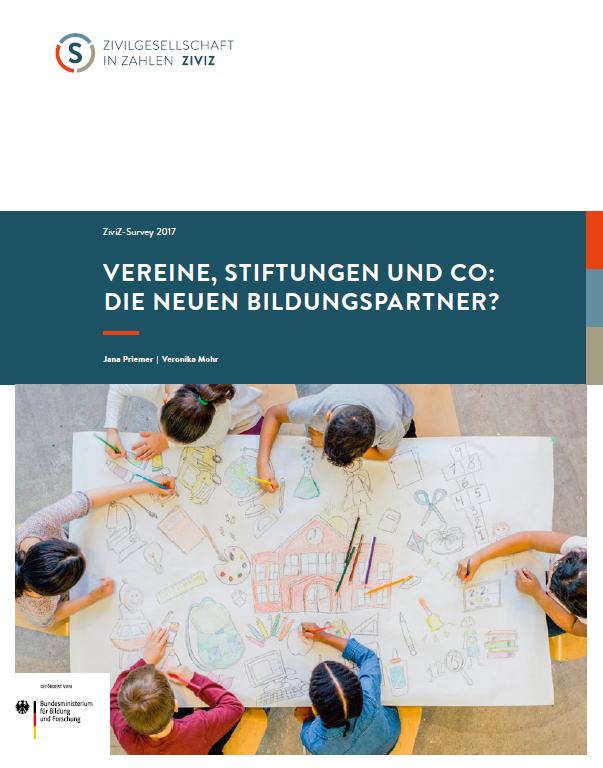 Vereine, Stiftungen und Co: Die neuen Bildungspartner?