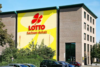 LOTTO-Haus in Magdeburg